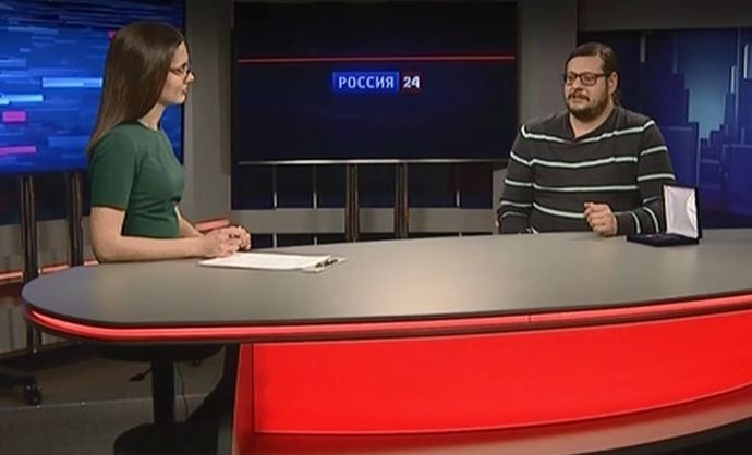 Россия 24 Тула. Эфир от 25.03.2019