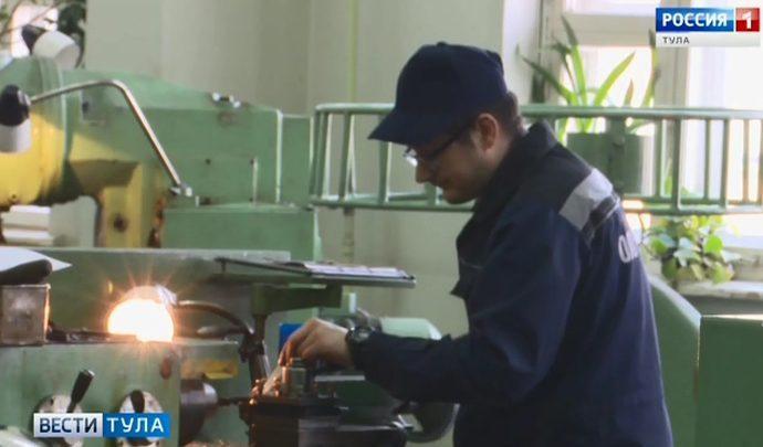 Рабочие «Туламашзавода» соревновались в профмастерстве