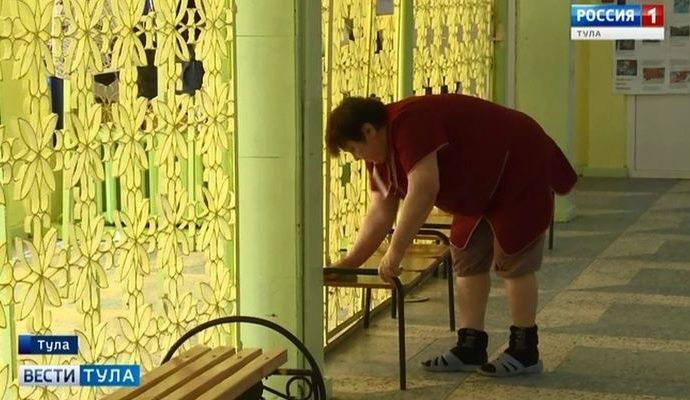 В Тульской области ОРВИ не пускает детей учиться