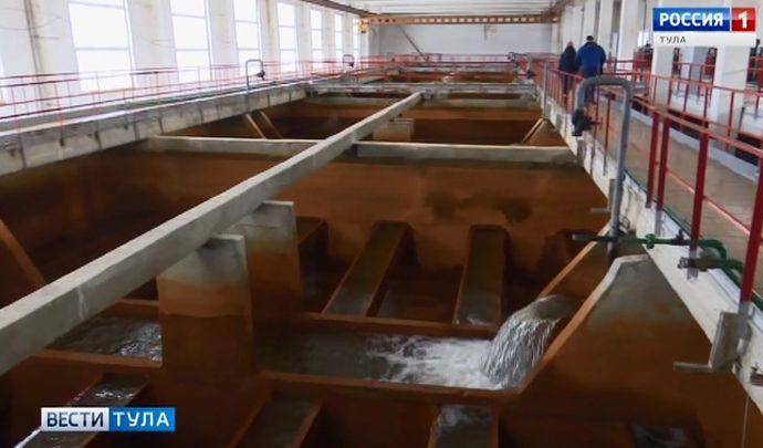 Вода в Ленинском стала соответствовать санитарным нормам