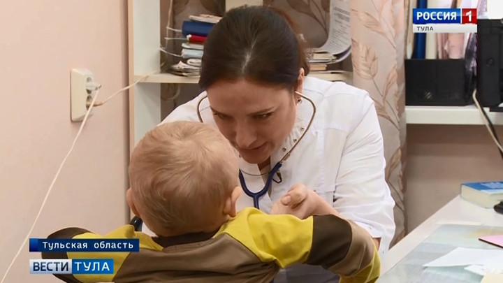 В Тульской области снижается младенческая смертность