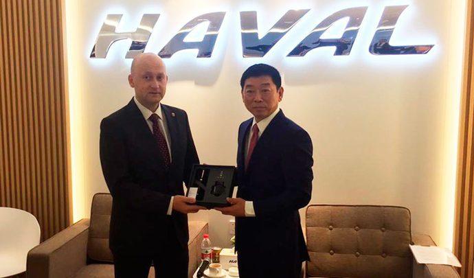 Делегация Тульской области находится с деловым визитом в Китае