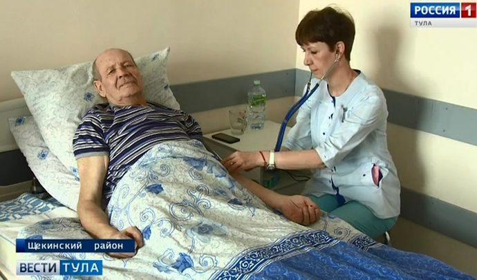 Система долговременного ухода за пожилыми и инвалидами дает первые результаты