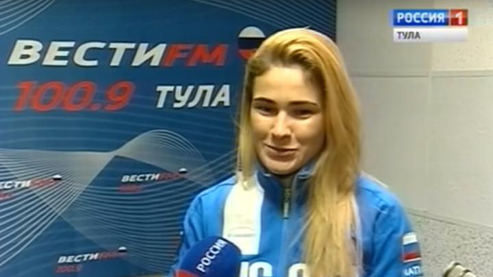 Дарья Абрамова вышла в четвертьфинал чемпионата России по боксу