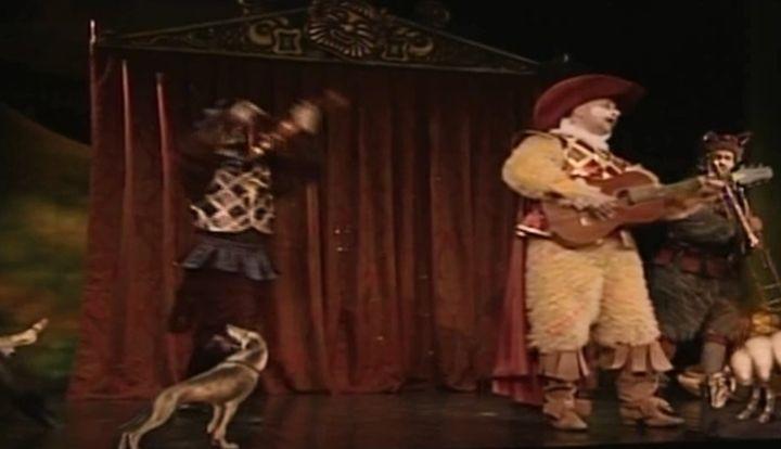 Тульские и могилёвские кукловоды обменялись сценами
