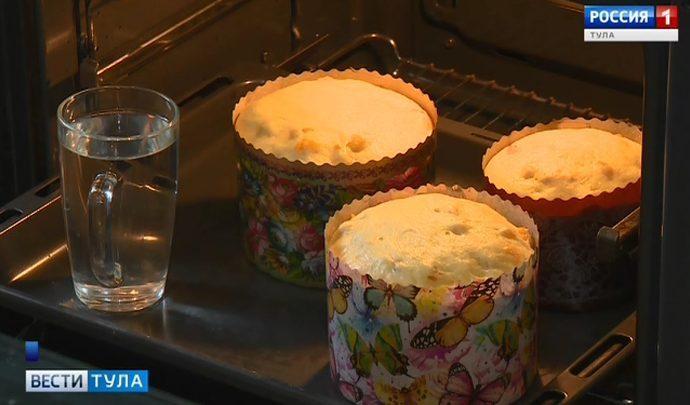 Корреспондент «Вестей» узнала секрет вкусного кулича