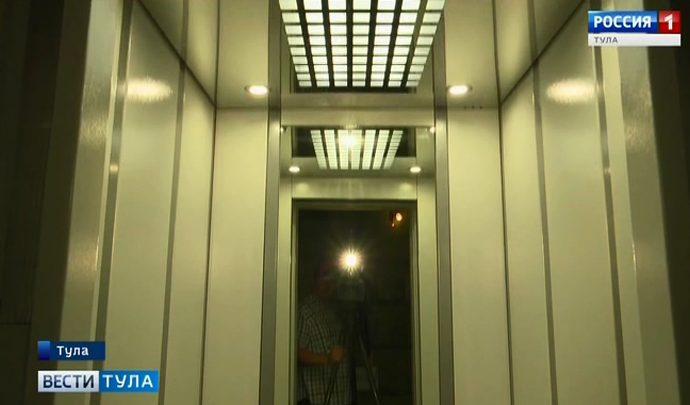 Программа по замене лифтов в жилых домах набирает обороты
