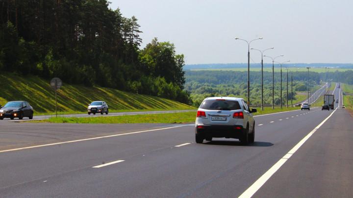 Участок трассы М-2 «Крым» в Тульской области планируют расширить
