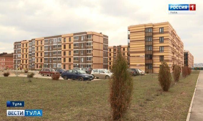 В ЖК «Молодёжный» сроки сдачи домов перенесли в третий раз