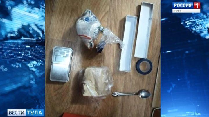 Тульские полицейские задержали сотрудников интернет-магазина наркотиков