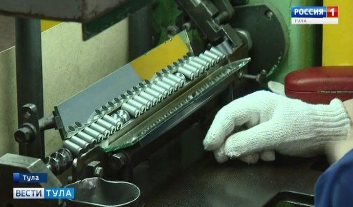 Руководство Тульского патронного завода придумало, как улучшить качество