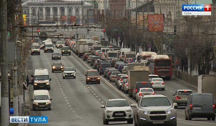 Проект новой маршрутной сети Тулы обещают представить к осени