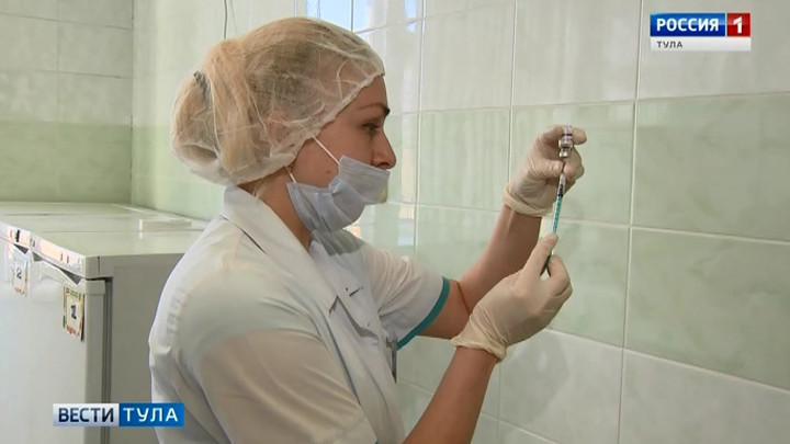 В Тульской области работает горячая линия по иммунизации