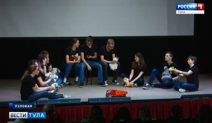 Узловая на неделю стала театральным центром региона
