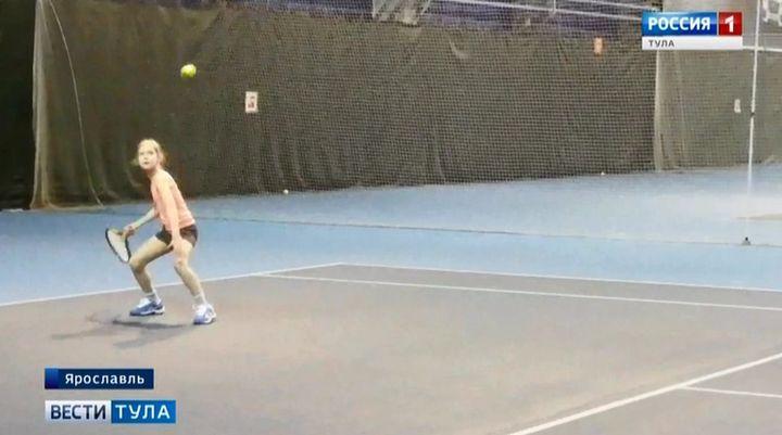 Тульские теннисисты взяли «серебро» на всероссийском первенстве