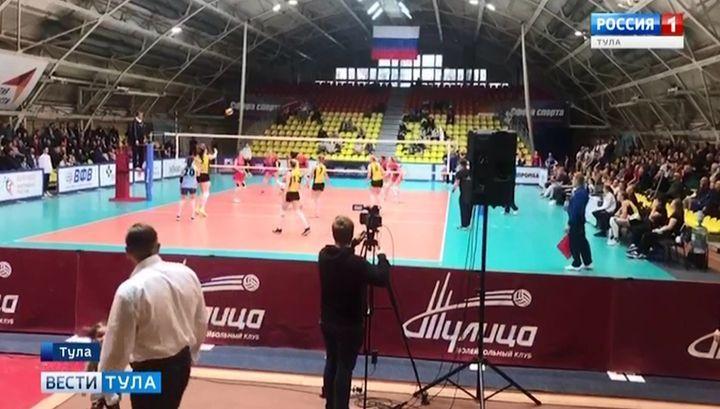 «Тулица» выиграла «бронзу» чемпионата Высшей лиги «А»