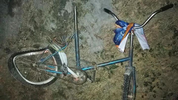 В Киреевском районе на дороге погиб велосипедист