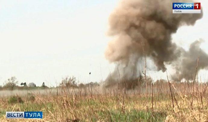 «Эхо» войны прогремело в в Арсеньевском районе