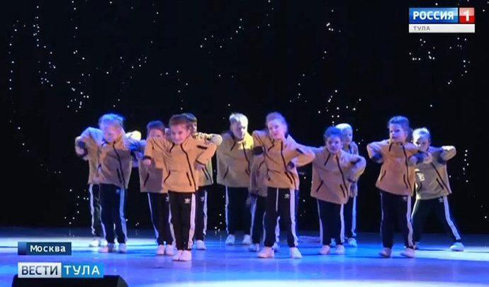 Танцевальный коллектив «NEO» занял в  Москве 7 призовых мест