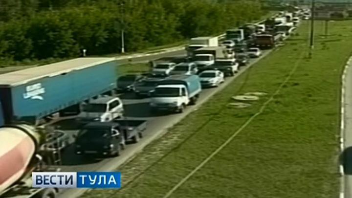 В июне в Туле начнут возводить мост через Упу
