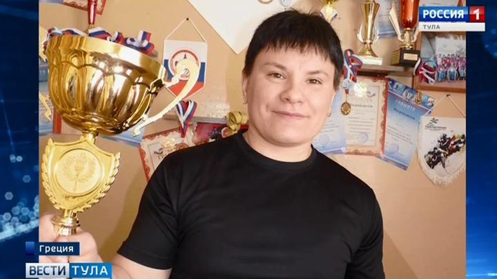 Светлана Кузнецова стала чемпионкой Европы по пара-армрестлингу
