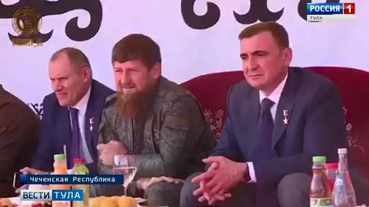 Алексей Дюмин поздравил победителей чемпионата  по тактической стрельбе