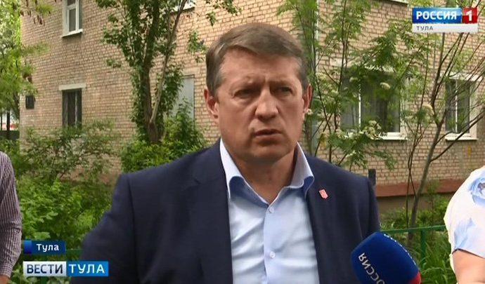 Авилов призвал решить проблему разрытий