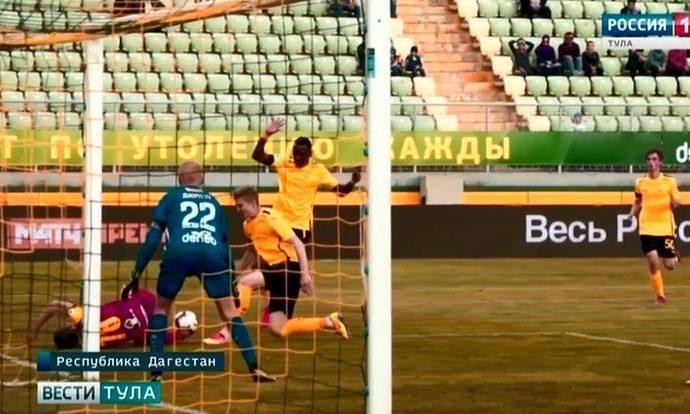 Футболисты тульского «Арсенала» готовятся встретить «Урал»