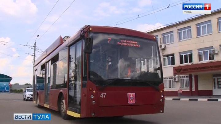 В Туле пытаются улучшить транспортную  ситуацию