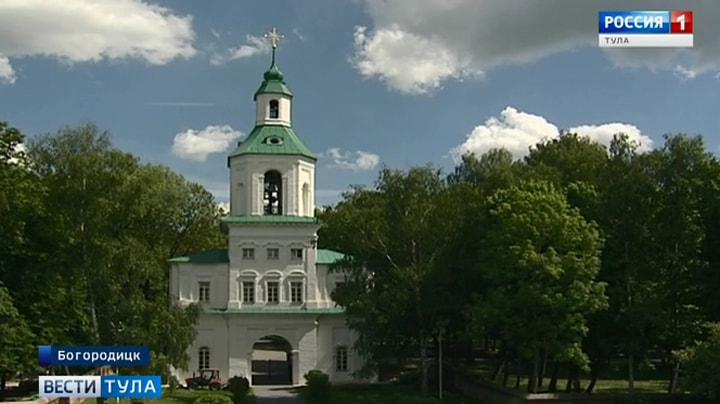 Туристы смогут попасть в башню Богородицкого дворца-музея