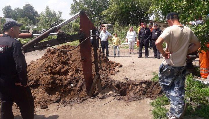 В плехановском таборе опять обнаружены незаконные врезки