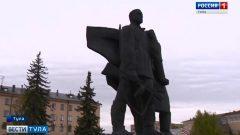 Площадь Победы в Туле впервые капитально отремонтируют