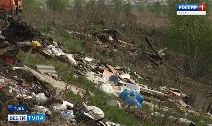 Кто заплатит за нелегальную свалку у деревни Фёдоровка?