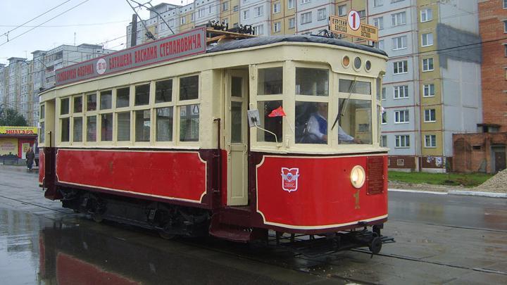 На Кирова в Туле ограничат движение трамваев