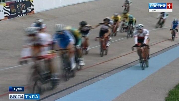 Команда «Марафон-Тула» выиграла международные соревнования по велоспорту