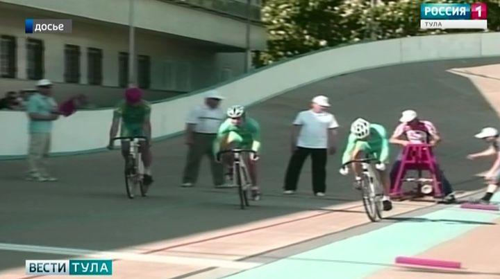 Тульские велогонщики завоевали 3 медали в Минске