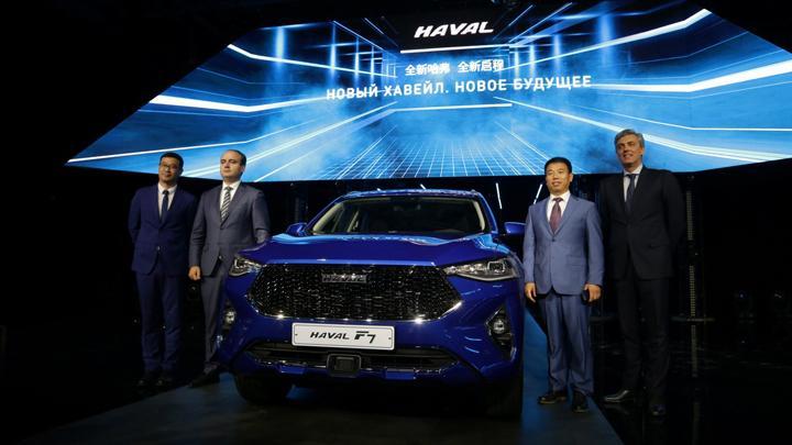 В Тульской области дан старт производству автомобилей