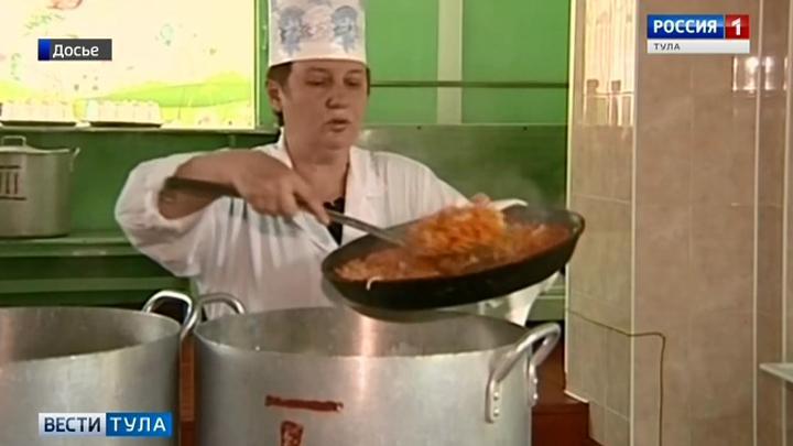 Еду в тульских детских лагерях проверит спецкомиссия