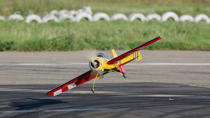 Тульские авиамоделисты успешно выступили в Пензе