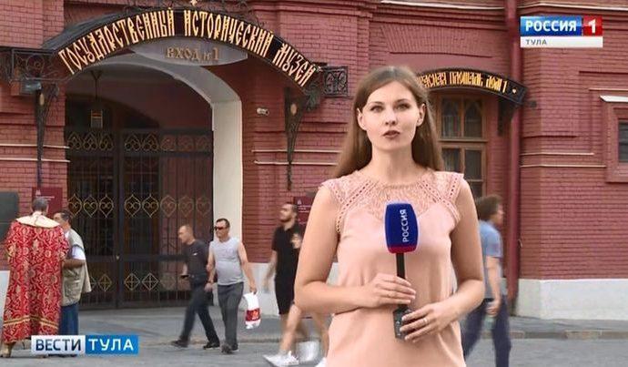 Тульский кремль приблизился к Московскому