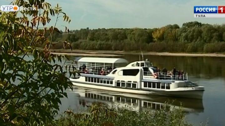 Серпухов и «Поленово» может связать водный маршрут