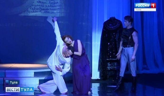 Театр «Контур» покажет «Маскарад» без слов