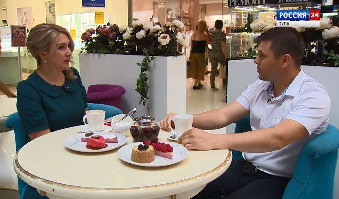 Встречи в «Гостином»: Евгений Макалов