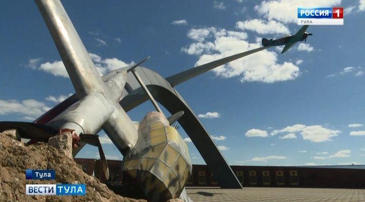 Мемориал «Защитникам неба Отечества» уже потребовал ремонта