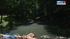 Кто сливает сточные воды в Платоновский пруд?