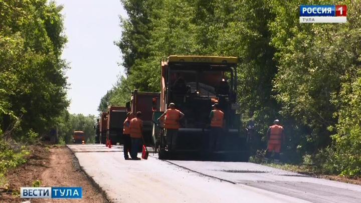 Так ли качественны и безопасны дороги Тульской области?