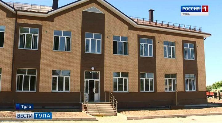 Проблему второй смены в мясновской школе решит новый корпус