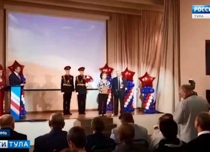 На фестивале «Щит России» спецприз ВГТРК достался ГТРК «Тула»