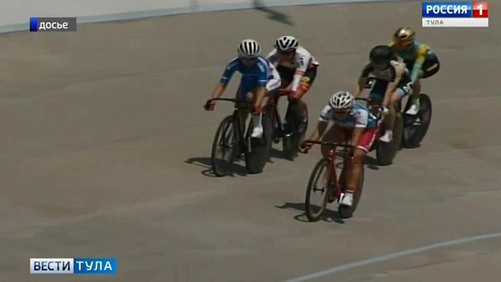 Тульские велосипедистки успешно выступили в Москве