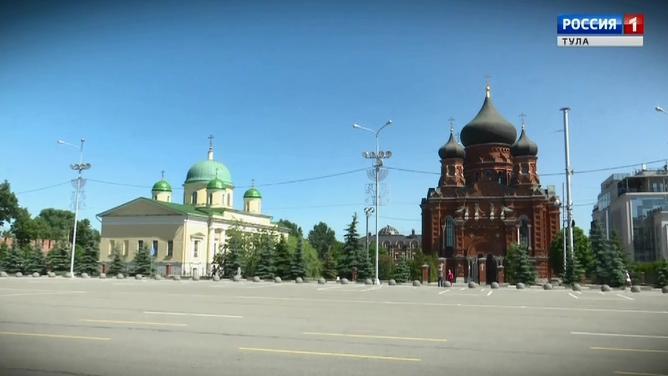 Вести Тула. Вокруг кремля. Выпуск 06.07.2019